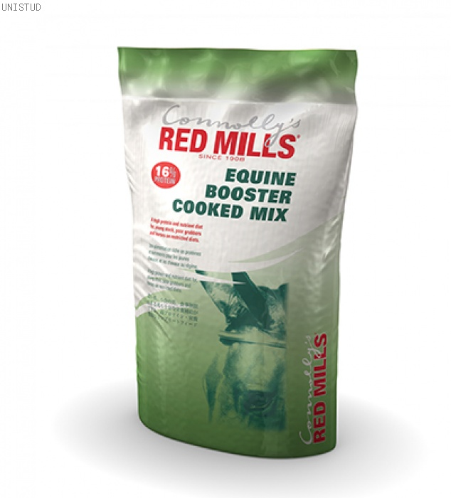 EQUINE BOOSTER COOKED MIX