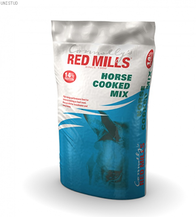 HORSE COOKED MIX